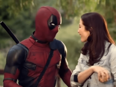 Deadpool offers health warning for viewers of his Blu-Ray DVD