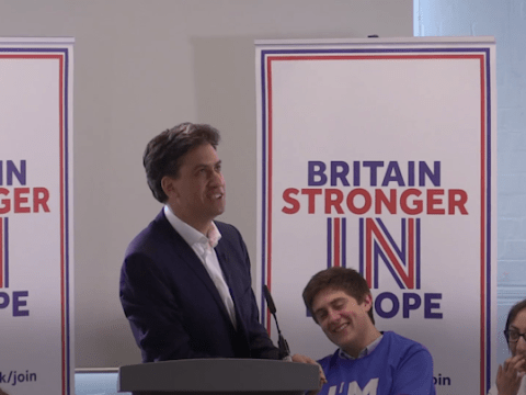 Joey Essex leaves Ed Miliband stumped over 'French nicking our fish' question