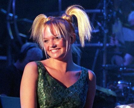 Emma Bunton reveals the truth behind that leaked Spice Girls song