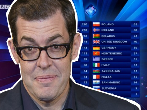 Pointless star Richard Osman to deliver the UK's results at the 2016 Eurovision final