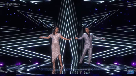 Eurovision Song Contest 2016: The opening act for the second semi-final was AMAZING
