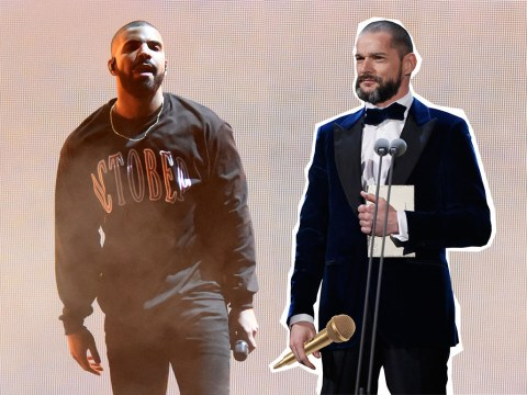 Fred Sirieix of First Dates can rap and now we want him to battle Drake