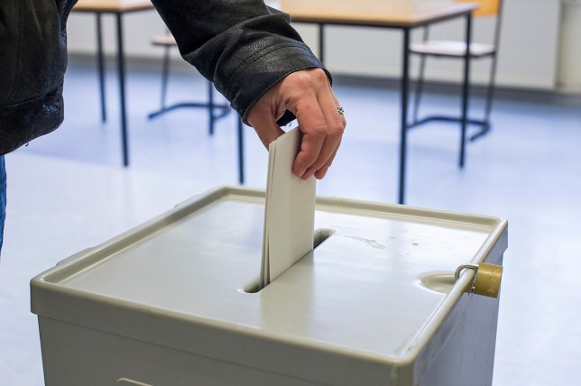 Hackney voters sent multiple polling cards Credit: Getty Images