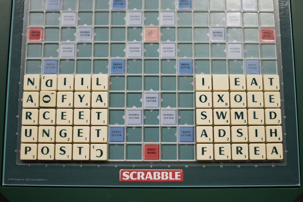 You could be playing Scrabble all wrong (Picture: Getty Images)
