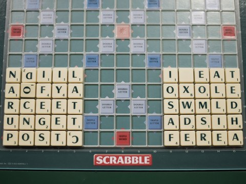 This unlikely tactic could help you dominate the world of Scrabble