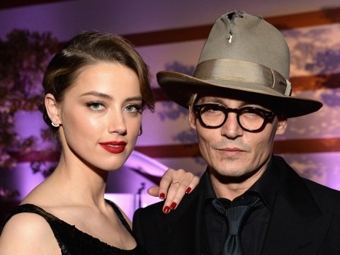 Amber Heard 'seeking £34,000 in monthly spousal support' from Johnny Depp