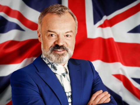 Graham Norton thinks it's 'kind of stupid' that Australia are in Eurovision Song Contest