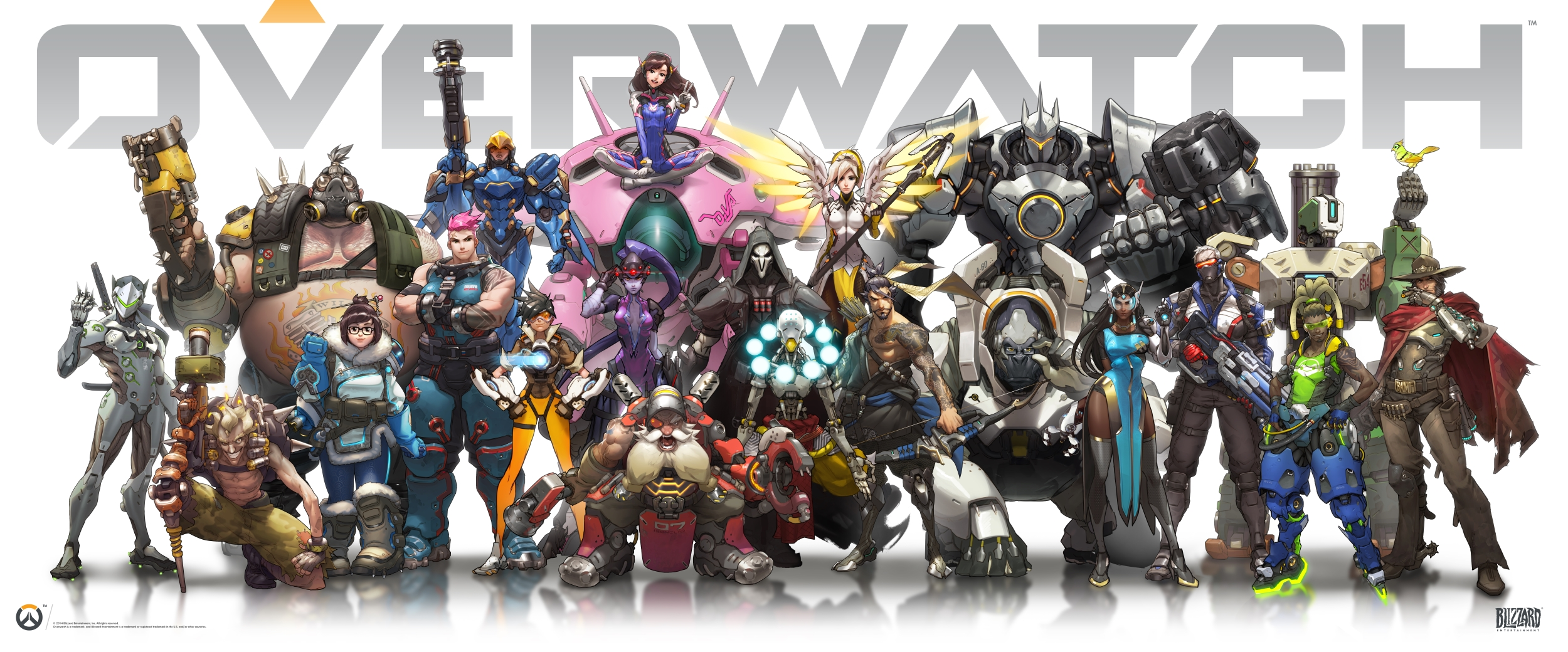 Overwatch review – first person teamwork