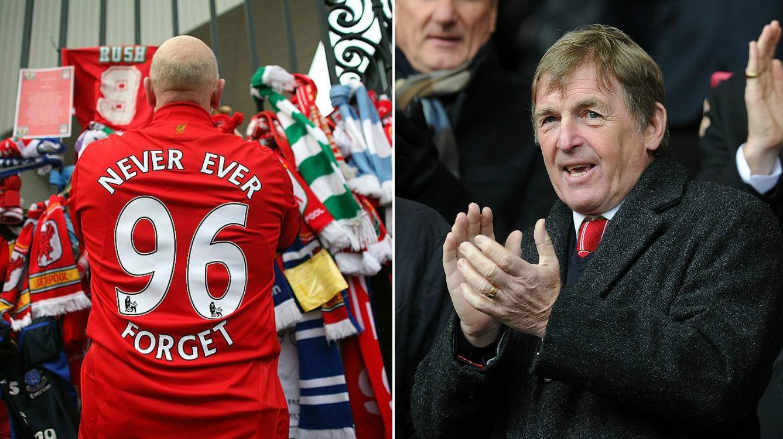 Hillsborough 96 and Kenny Dalglish awarded Freedom of Liverpool
