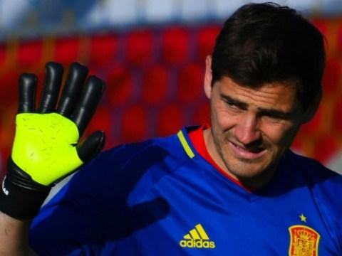Iker Casillas accused of making racist joke about Porto team-mate Suk Hyun-jun