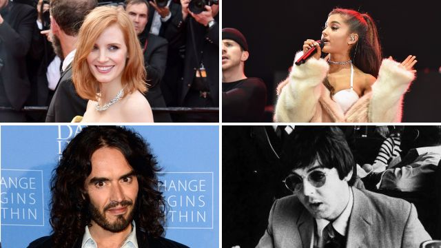 39 celebrities you probably never knew were vegetarian