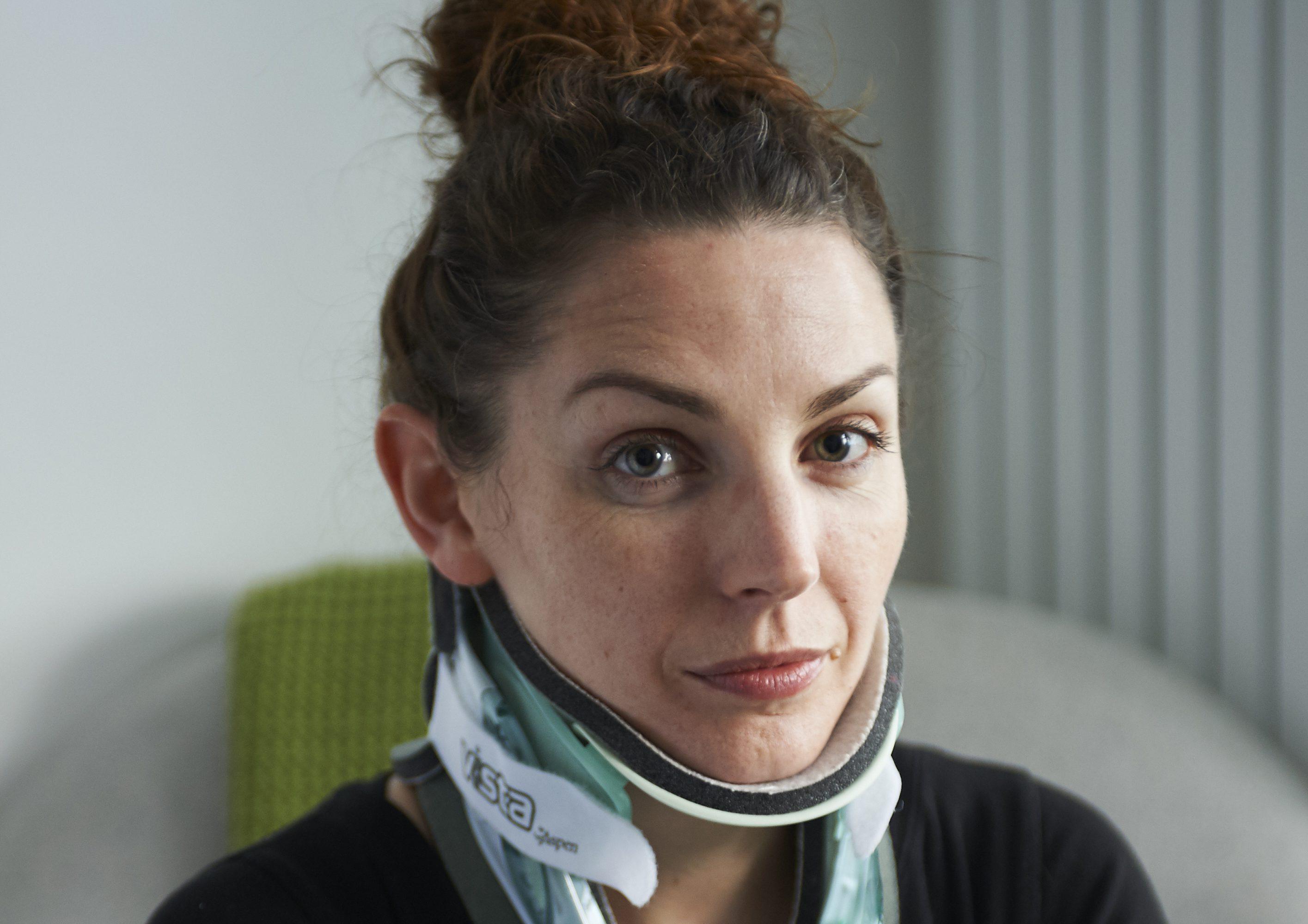 Jessica Kill, EDS sufferer, photography Natasha Pszenicki