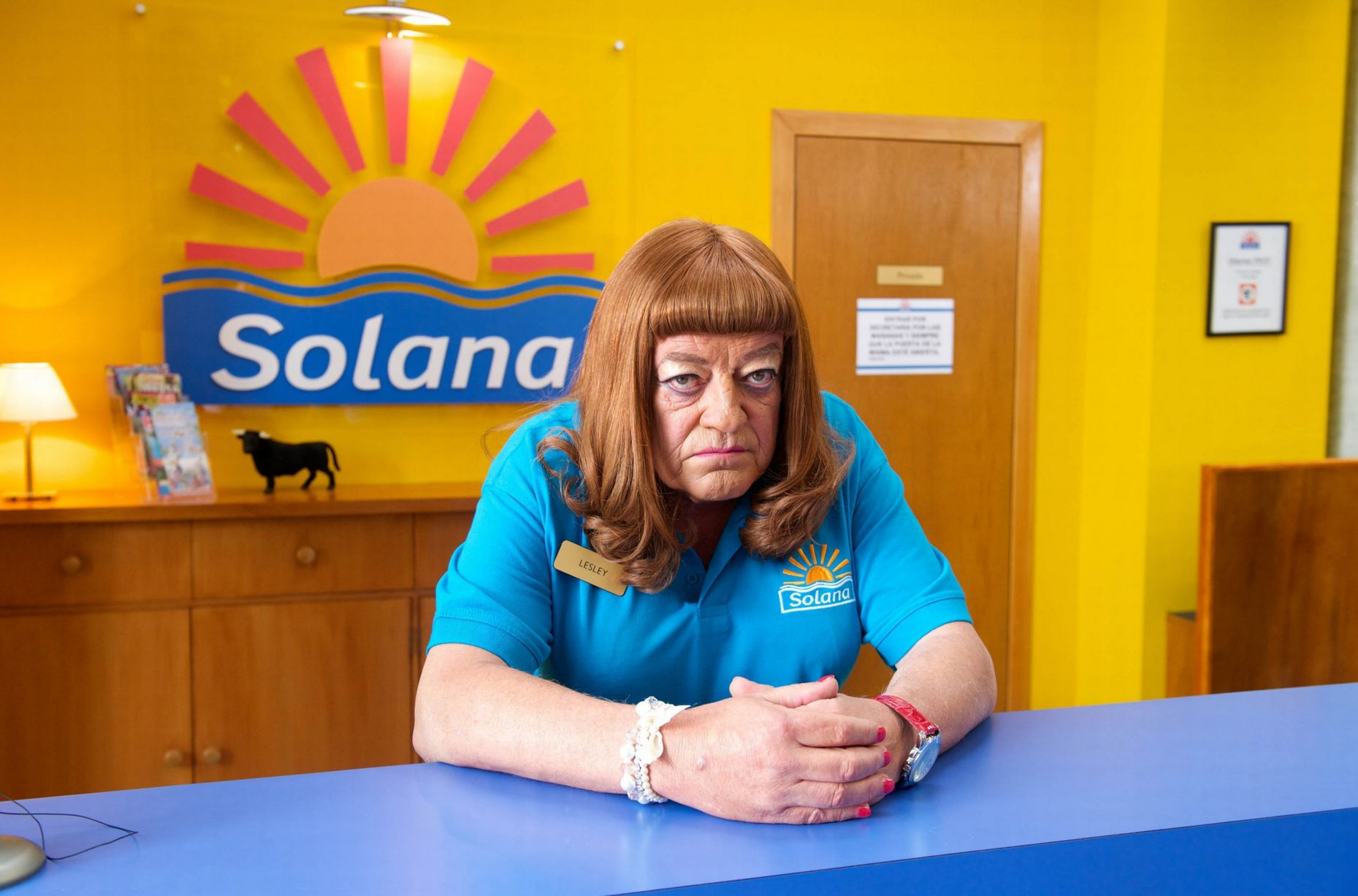 Benidorm star Tim Healy airlifted to UK hospital after 'fighting for his life' in Spain