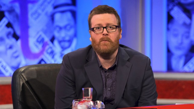 frankie boyle have i got news for you BBC ONE