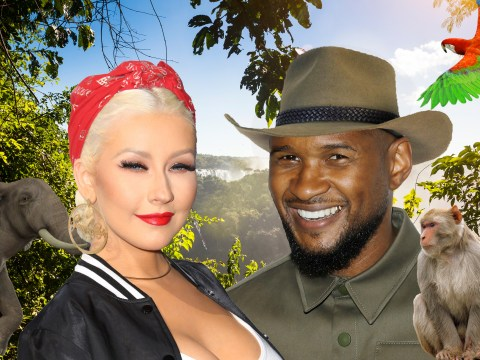 Christina Aguilera, Usher and Ellie Goulding to present animal documentary for the Discovery Channel