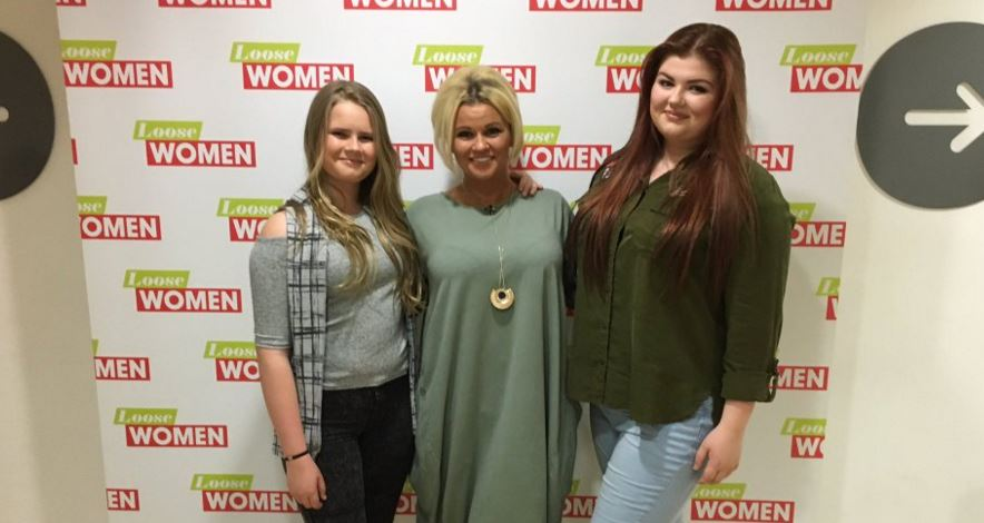 Kerry Katona Says She Only Had Children To Get Paid For