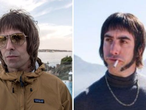 Liam Gallagher was mistaken for Sacha Baron Cohen at Cannes Film Festival