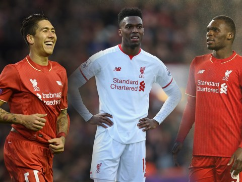 Poll: Who should start up front for Liverpool against Villarreal?