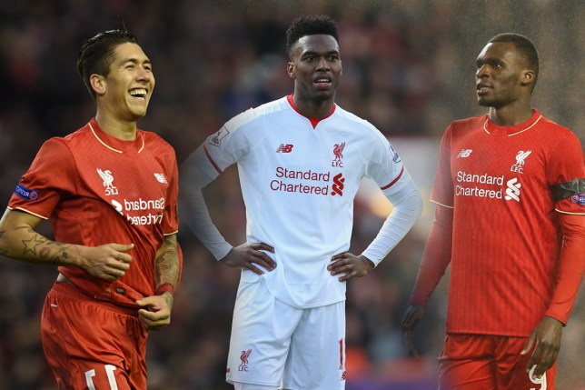 Poll: Who should start up front Liverpool against Villarreal?