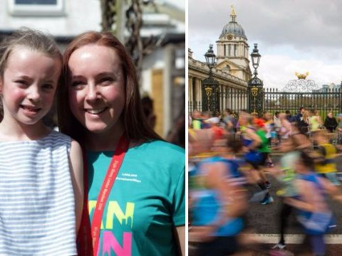 Police officer named as London Marathon's millionth finisher