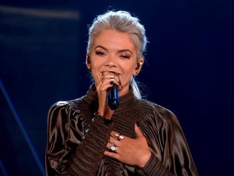 The X Factor winner Louisa Johnson's BGT performance gives latest single a sales boost