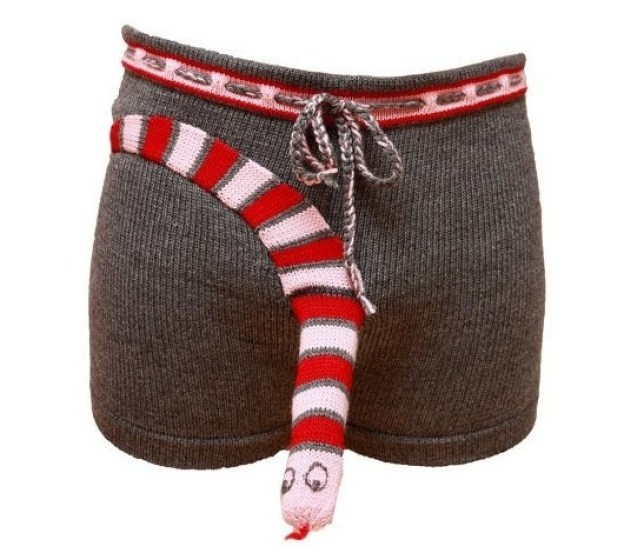 Penis Pocket Boxers Keep Your Willy Warm And Have Fun