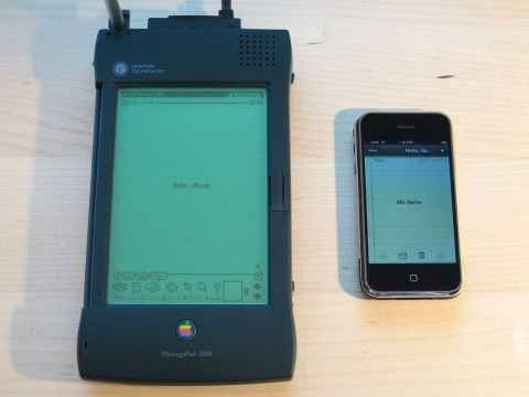 iPhone 7… Pffffft! Remember when your iPhone looked like THIS