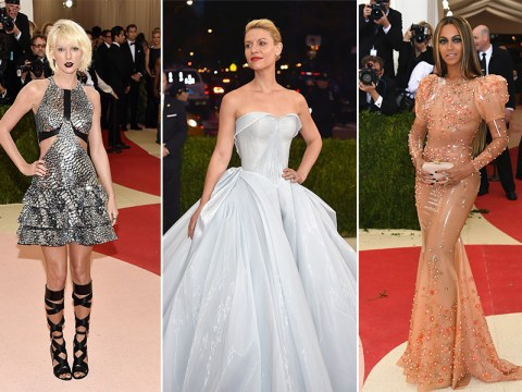 Met Gala 2016: The stars shone in heavy metal and Beyoncé rocked her Givenchy dress