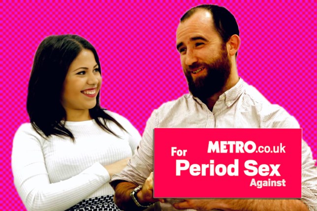 Period sex: Yay or Nay? Debate post