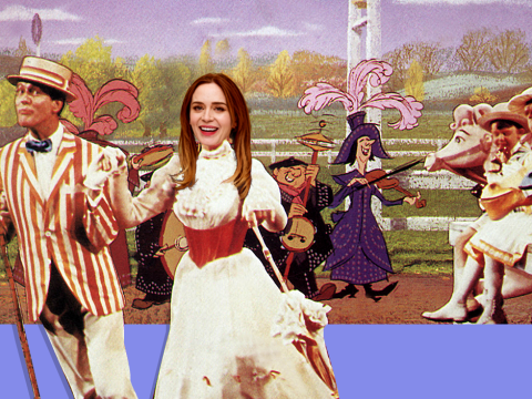 The Mary Poppins sequel is officially happening and this is when we'll get to see it
