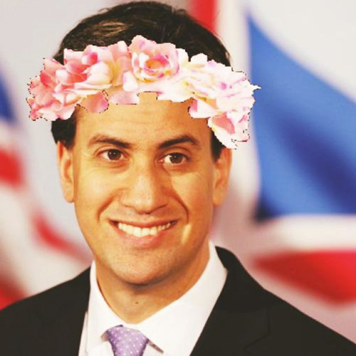 Hide your bacon sandwiches, Ed Miliband is making a comeback