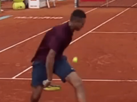 Watch: Nick Kyrgios lobs Kei Nishikori with unbelievable through the legs tennis shot at Madrid Open