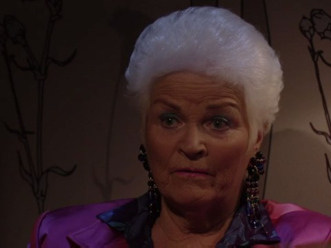 EastEnders: Pam St Clement reveals how 'difficult' she found filming Peggy's final moments