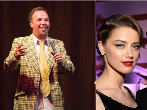 Johnny Depp's friend Doug Stanhope speaks out against Amber Heard