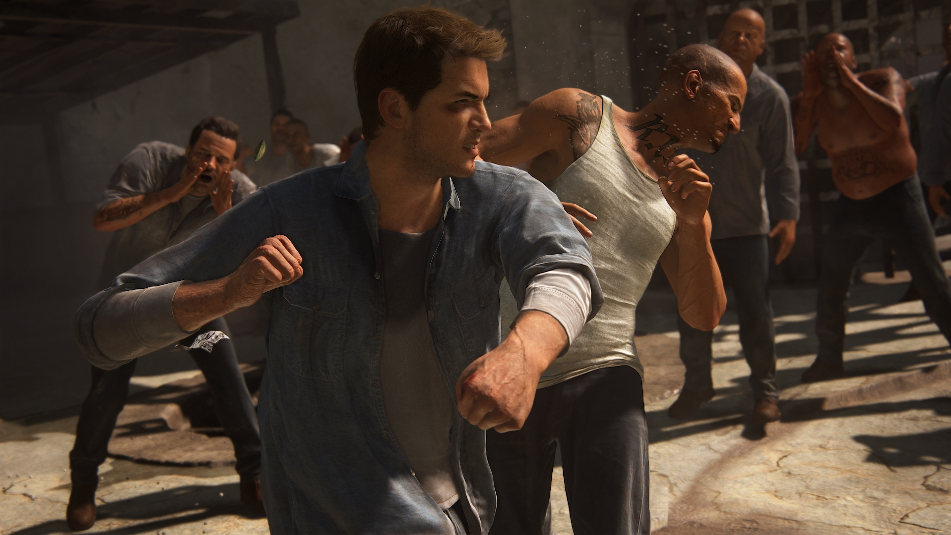 Uncharted 4 (PS4) - knockout graphics