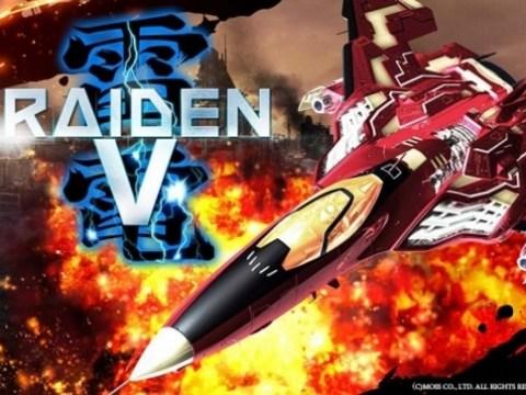 Raiden V review – thunderbolts and lightning