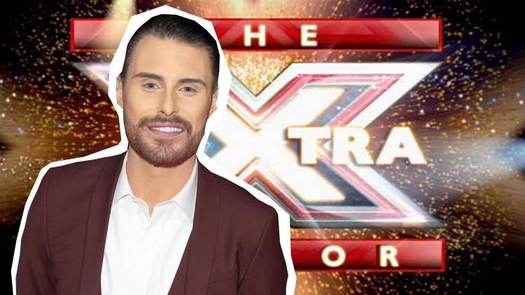 Rylan Clark for Xtra Factor?