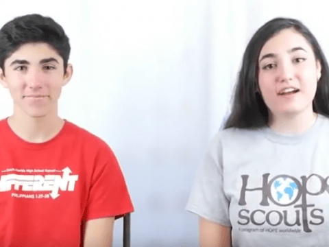 These American teens are coming to 'help' Glasgow – and Scotland isn't happy