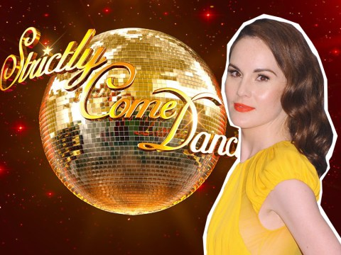 From Downton to dancefloor? Michelle Dockery tipped to take to the Strictly ballroom in 2016