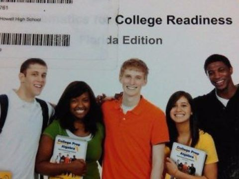 Can you spot why everyone is so confused by this textbook cover?