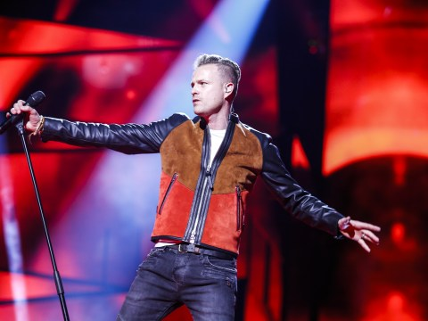 Nicky Byrne goes from Westlife to the Eurovision stage