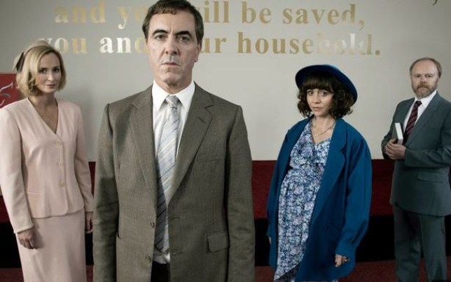 James Nesbitt plays convicted murderer Colin Howell (Picture: ITV)