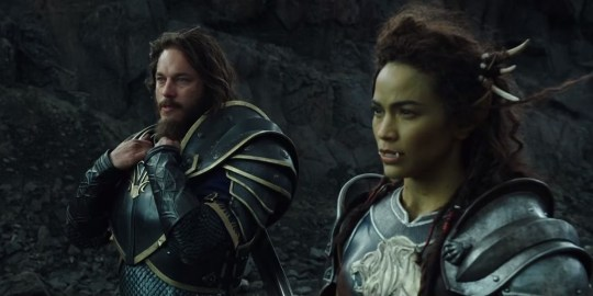 Warcraft Movie S Paula Patton Wants Hollywood To Open Their Mind