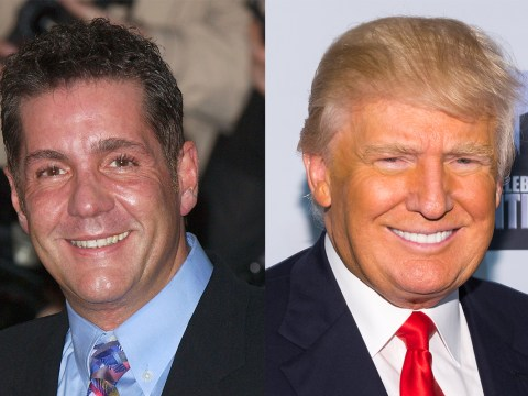 Dale Winton backs Donald Trump for US president and EVERYONE is confused