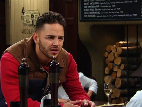 Adam Thomas responds to Emmerdale exit rumours
