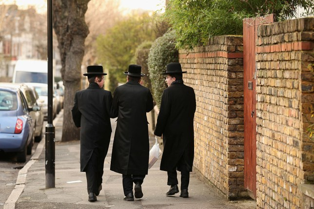 Anti-Semitic attacks are at a record high in the UK (Picture: Getty)
