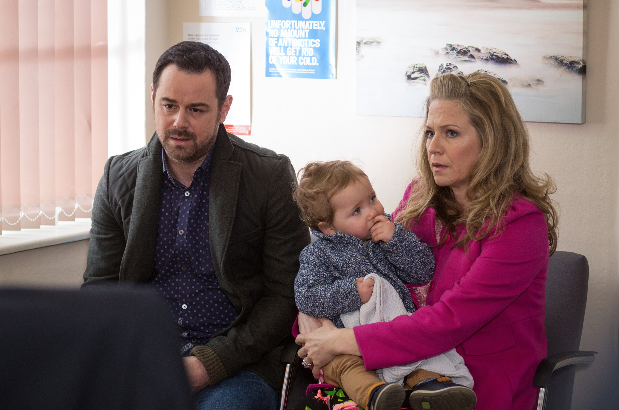 EastEnders spoilers: New hospital agony for Mick and Linda Carter as they await news on baby Ollie