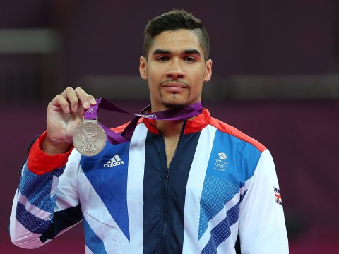 Louis Smith to get over his 'ups and downs' by going up and down on The Jump
