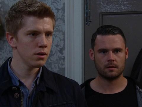 Emmerdale's Danny Miller hints Aaron and Robert's wedding will NOT go smoothly