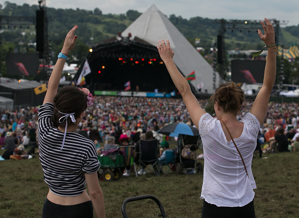 17 signs you're too old to go to Glastonbury now anyway